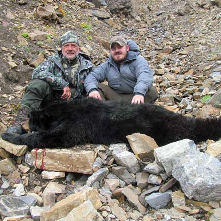 Alaska Black Bear Hunting Guides