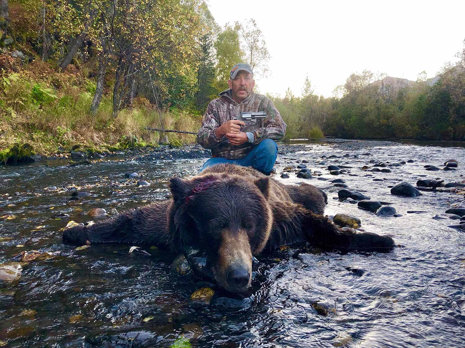 Alaska Bear Hunting Guides